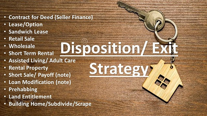 How The Experts Buy & Sell Real Estate and Notes image