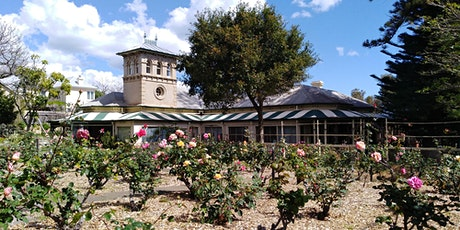 Heritage Conversations - History of Roses tickets