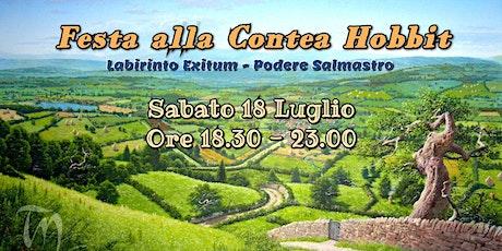 Festa alla Contea Hobbit – Labirinto Exitum - Sabato 18 Luglio biglietti