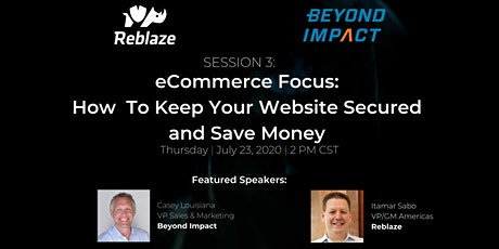 IT-Security Live Web-Series - eCommerce Focus tickets