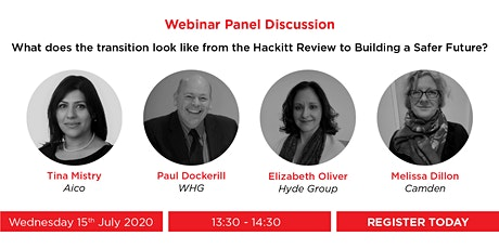 The Hackitt Review to Building a Safer Future tickets