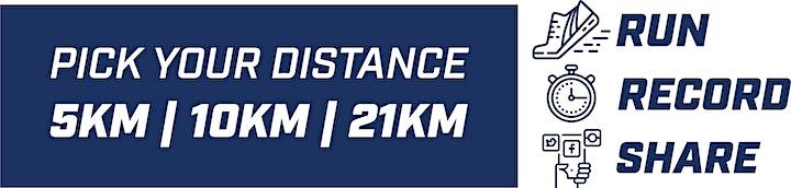Run with On My Feet 2021 image