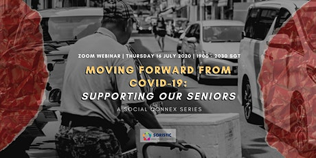 Moving Forward From COVID-19: Supporting Our Seniors tickets