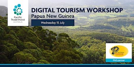 PTI Australia Digital Tourism Workshop tickets