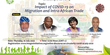 Impact of COVID-19 on Migration and Intra-African Trade tickets