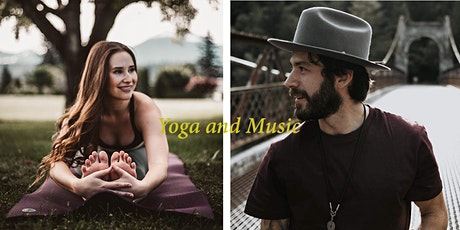 Yoga & Live music on the Patio tickets