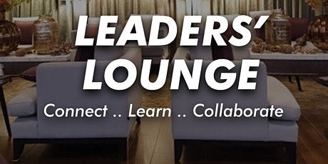 Leaders' Lounge tickets