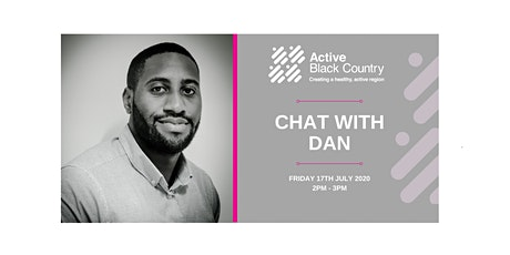 Chat with Dan tickets