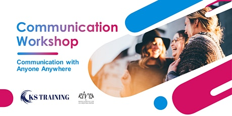 Communicate Effectively with Anyone Anywhere-Communication Skills Training tickets