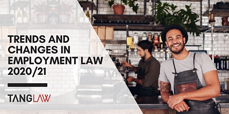 Trends and Changes in Employment Law 2020/21 tickets