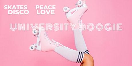 University Boogie tickets