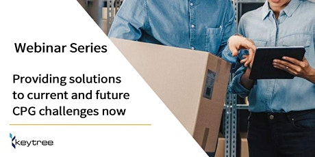 Providing solutions to current and future CPG challenges now tickets