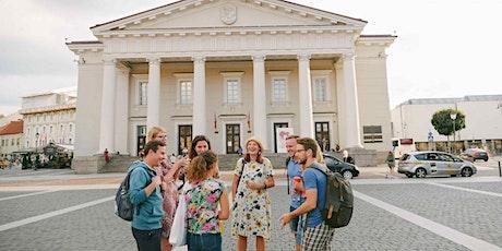 Yellow Vilnius Free Walking Tour tickets