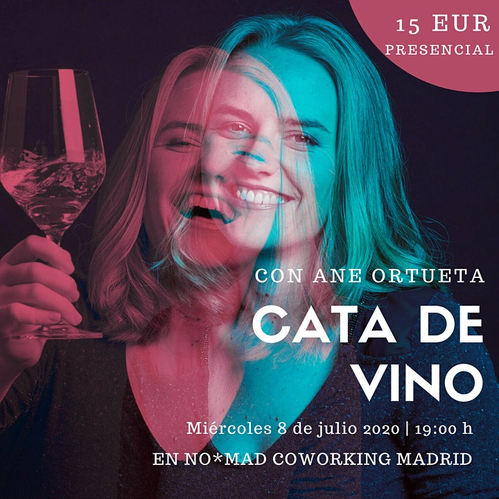 Imagen de CATA DE VINOS EN NO*MAD COWORKING