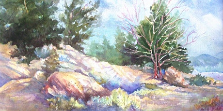 Intermediate Watercolor with Holly Bryson tickets