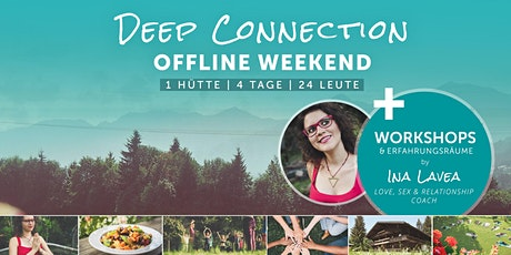 Deep Connection Weekend Tickets