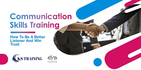How to be a better listener and win trust  [3 Hours Workshop] tickets