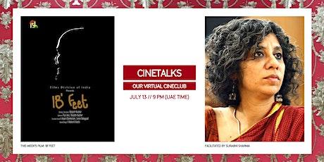 CineTalks: 18' Feet with Surabhi Sharma tickets