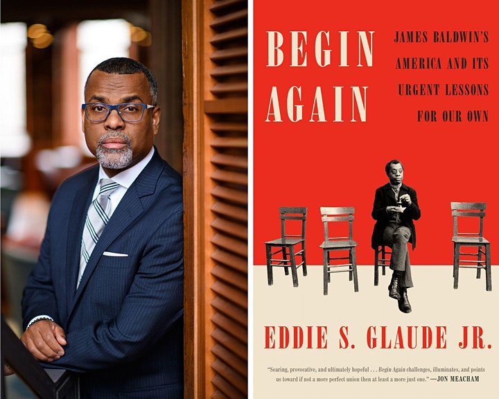 Eddie S. Glaude Jr. & Don Cheadle on James Baldwin - Free image