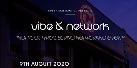Vibe & Network tickets