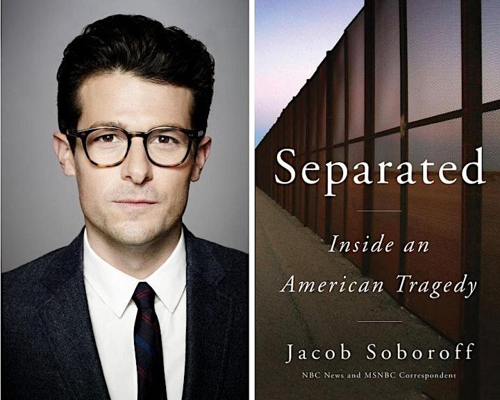 NBC/MSNBC Correspondent Jacob Soboroff with MSNBC Anchor Katy Tur - Free image