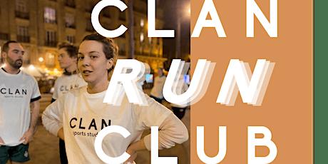 Clan Run Club : jeudi 9 juillet billets