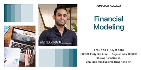 Jumpstart Workshop: Financial Modelling tickets