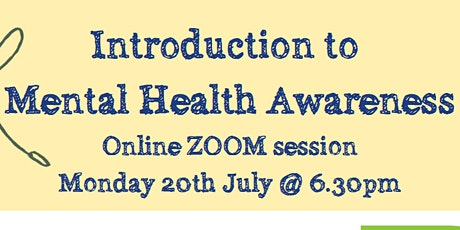 Importance of Mental Wellbeing in an online world tickets