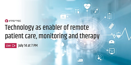 Technology as enabler of remote patient care, monitoring and therapy tickets