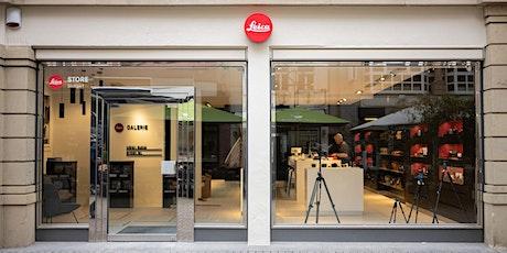 Neues Produkt im Leica Store Stuttgart erleben Tickets
