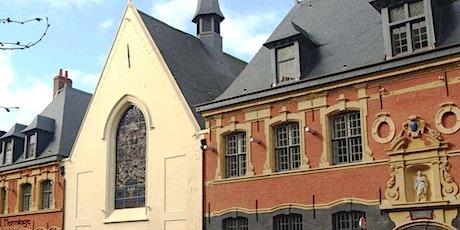 Visite guidée de l'ancien Hospice Gantois de Lille billets