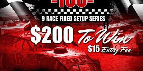 World Class 100 Race #5 - Charlotte tickets