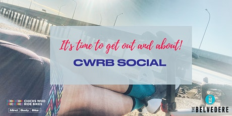 CWRB Social - Ride & Lunch tickets