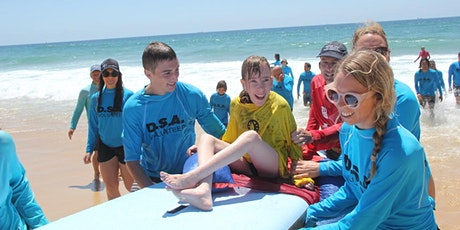 DSA Sunshine Coast Surf Day - 12 September 2020 - Participant Registration tickets