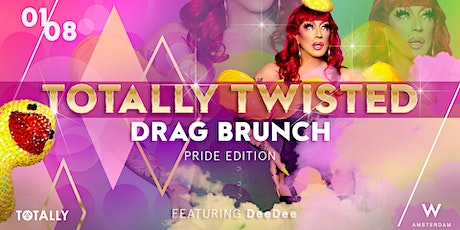 TOTALLY TWISTED DRAG BRUNCH - PRIDE EDITION tickets