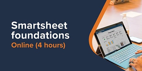 Smartsheet foundations online training tickets