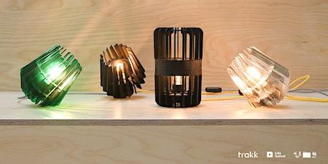 Workshop TRAKK&DESIGN - Conception d'une lampe #3 billets