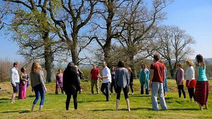 Cancelled:Dancing with Trees -Bioenergetics, Chi-gong &Eco-Therapy Workshop image
