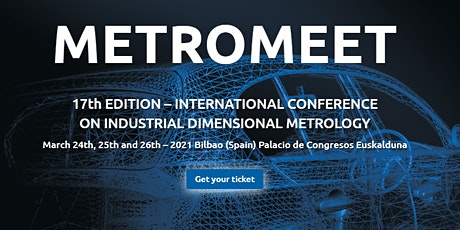 Metromeet | International Conference on Industrial Dimensional Metrology tickets