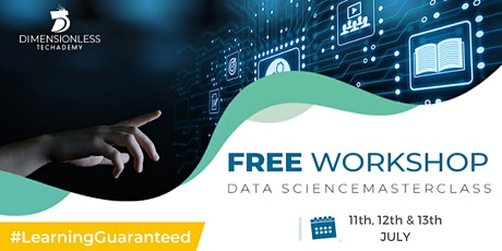 Training Series on Data Science & Machine Learning - New Jersey - FREE tickets