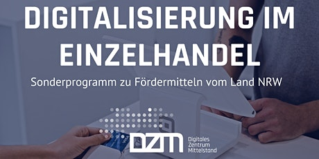 Digitalisierung im Einzelhandel Tickets
