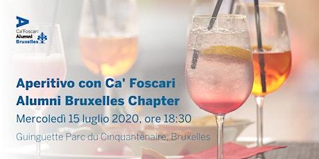 Aperitivo con Ca' Foscari Alumni Bruxelles Chapter biglietti