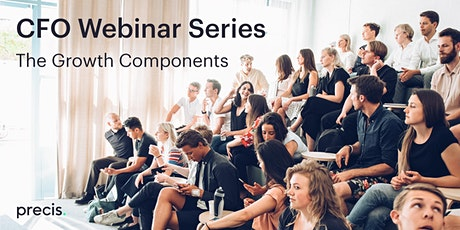 CFO Webinar series – The Growth Components tickets