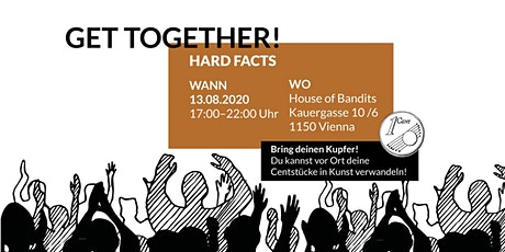 Solidarität x Kunst GET TOGETHER Tickets