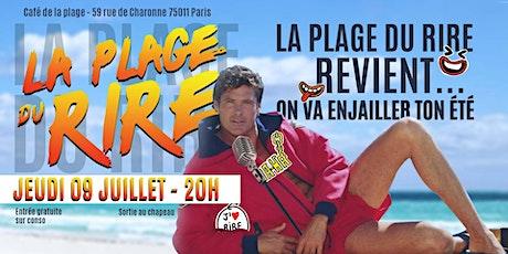 La Plage Du Rire - L'événement Stand Up billets