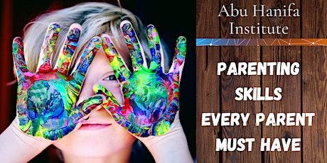 Parenting Workshop -  Abu Hanifa Institute tickets