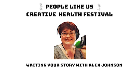 Writing Your Story with Alex Johnson tickets