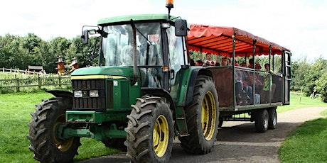 Summer Safari Tractor Ride tickets