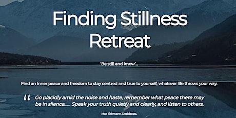 Finding Stillness tickets