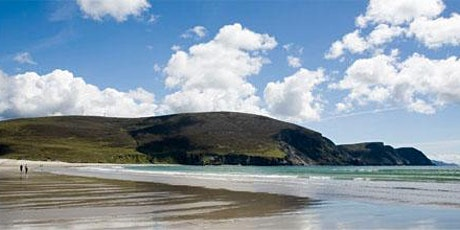 Inclusive Beech Combing with Tomás in Keel Achill tickets